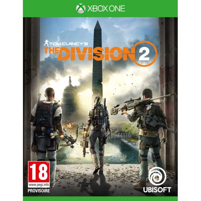 Ubisoft TOM CLANCY'S THE DIVISION 2 - Jeu XBOX ONE Date de sortie : 15/03/2019
