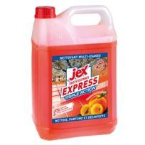 Jex nature - nettoyant jex multi-usages desindectant parfum provence - bidon 5l