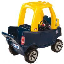 Autre - Jeu d'imitation enfant jeux jouets camion douillet noir et jaune 0102025