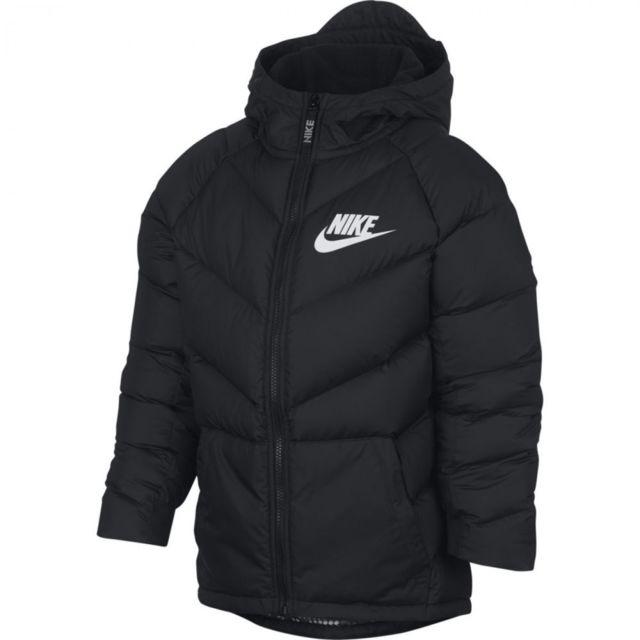 Nike Doudoune Junior 939557 010 pas cher Achat Vente