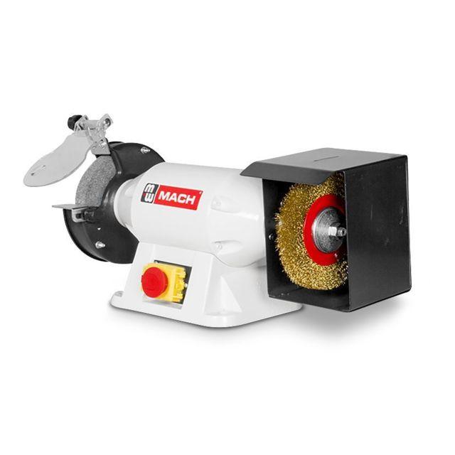 Touret /à meuler 250 W VITOPOWER Diam 150 mm 230 V Meuleuse d/établi 2950 Tr//mn