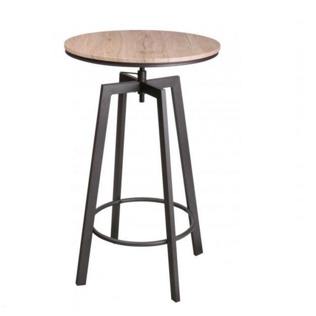 Urban Living Table haute Chicago hauteur réglable