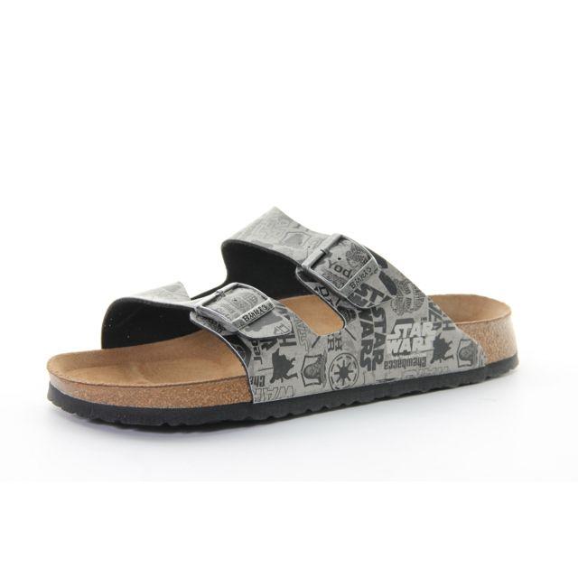 Birkenstock - Sandale Tong Claquette Homme Arizona - pas cher Achat ... 5b94e5a394bb