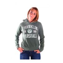 Franklin & Marshall - sweat franklin marshall flwr739 fhl. green