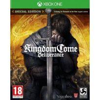 DEEP SILVER - Kingdom come : Deliverance - Jeu Xbox One