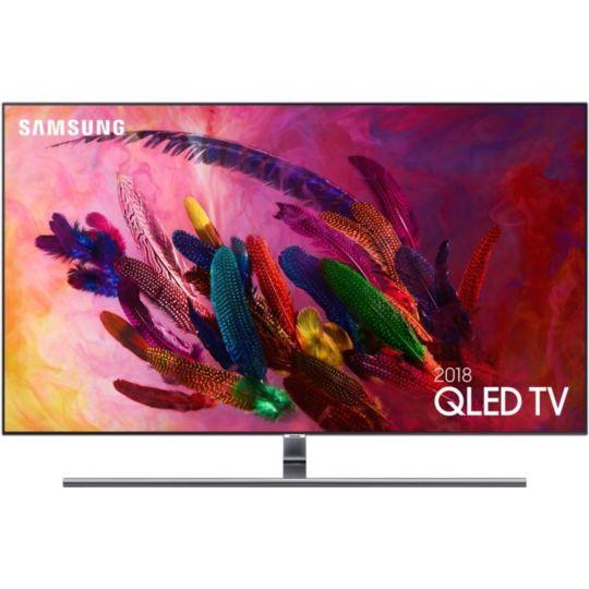 dcef0e49a84 SAMSUNG TV QLED UHD - 55