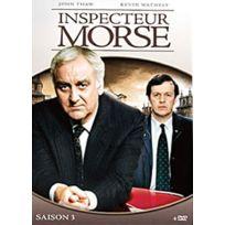 Sony - Inspecteur Morse - IntÉGRALE Saison 3 - Coffret De 4 Dvd - Edition simple