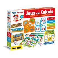 CLEMENTONI - Jeux de Calculs Petit Savant - 62555.0