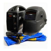 Proweltek - Poste à souder Pro80+ Cagoule Lcd 9/13 + Gant anti chaleur