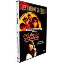 Aventi - Les Raisons Du Coeur + Nashville Lady - Coffret De 2 Dvd - Edition simple