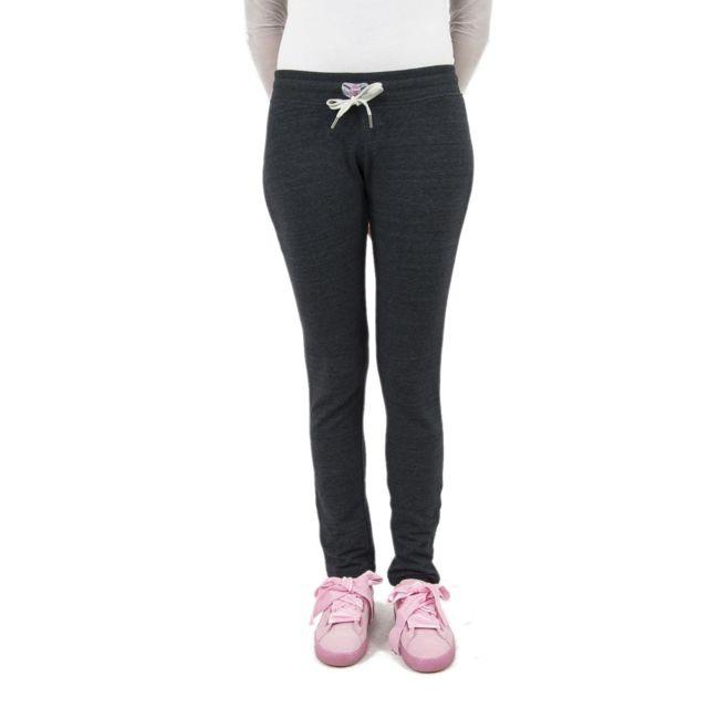 Sweet Pants - Jogging heather skinny bleu - pas cher Achat   Vente  Survêtement femme - RueDuCommerce f2d676e3d80