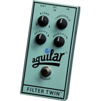 Aguilar - Filter Twin - Effets Basse Analogique