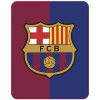 Fc Barcelone - Plaid Fc Barcelona Officiel 110X140