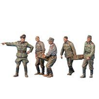 Mini Art - Miniart 1:35 - German Artillery Crew - Special Edition