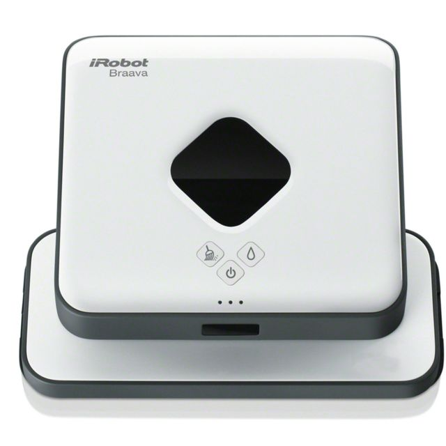 irobot braava 390t achat aspirateur robot. Black Bedroom Furniture Sets. Home Design Ideas
