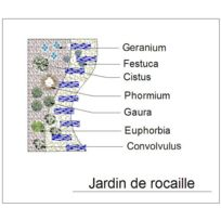 Rocaille jardin - Achat Rocaille jardin pas cher - Soldes RueDuCommerce