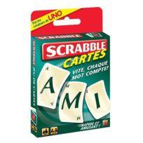 Uno - T5938 - Jeu De Cartes - Cartes Scrabble