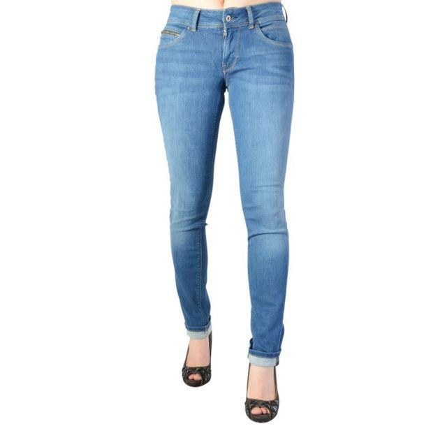 Pepe Jeans - Jeans Pl200019D652 New Brooke - pas cher Achat   Vente ... a99a2f615572