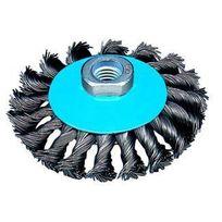 Osborn - Brosse conique, fil torsadé filetage ou alésage pour meuleuses d'angle Diamètre 100mm 622 151-0002
