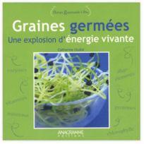 Germline - Les graines germées : une explosion d'énergie Livre, éditeur