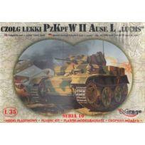 Mirage Hobby - 35107, 1:35 ÉCHELLE, Pz.KPFW.II Ausf.L Luchs, Kit De ModÈLE En Plastique