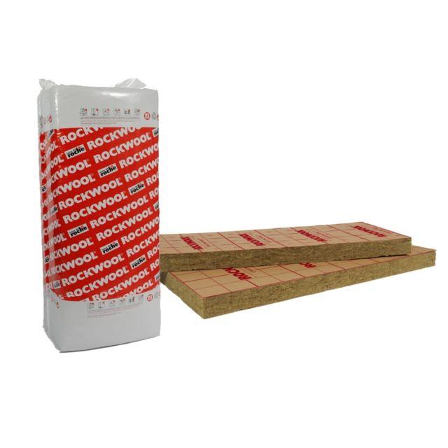 rockmur laine de roche rockwool 0 81m pas cher achat vente tous types d 39 isolants. Black Bedroom Furniture Sets. Home Design Ideas