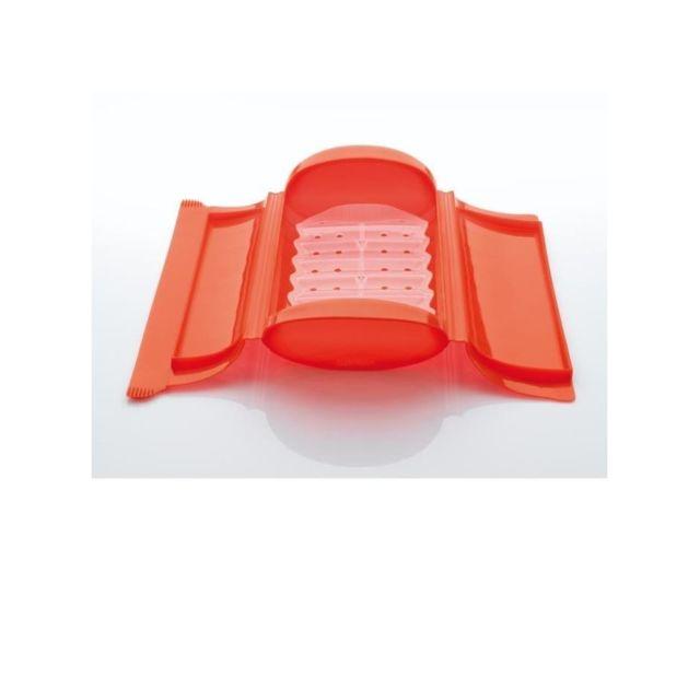 Lékué Coffret papillote en silicone avec filtre 1-2 pers - Lekue