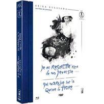 Wild Side - Akira Kurosawa - Les Films De Jeunesse : Je Ne Regrette Rien De Ma Jeunesse + Qui Marche Sur La Queue Du Tigre BLU-RAY Coffret De 3 Blu-ray - Edition simple
