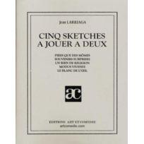 Art Et Comedie - Cinq sketches a jouer a deux