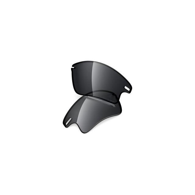 599ffb25969fe7 Oakley - Verres de rechange Oakley Fast Jacket Xl Black Iridium polarisés