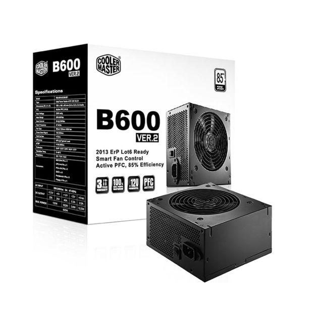 COOLER MASTER - Alimentation B600 V2 - 600W