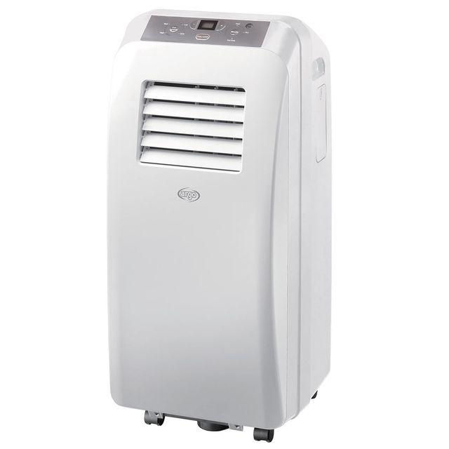 argo climatiseur mobile relax 2600w 9000 btu pas cher achat vente climatiseur. Black Bedroom Furniture Sets. Home Design Ideas