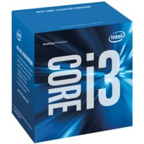 INTEL - Core i3-6100 - 3.70GHz - 3M cache - LGA 1151