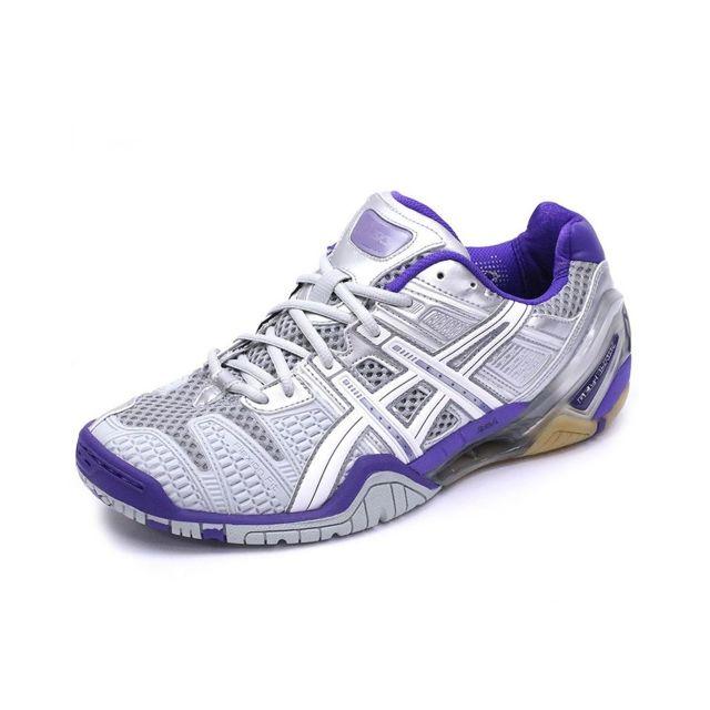 Asics Chaussures Gel Blast 4 Handball Gris Femme Gris 41.5