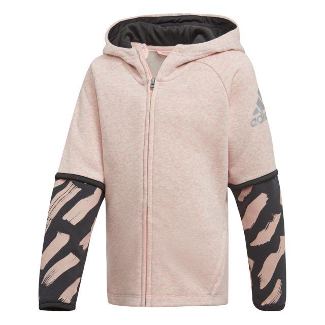 Adidas Veste kid femme Cotton Cover Up pas cher Achat