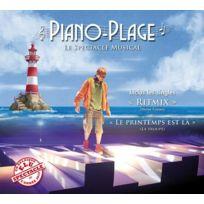 - Comédie Musicale - Piano-Plage, Le spectacle musical, inlus les singles 'Ritmix' & 'Le printemps est là' Boitier cristal