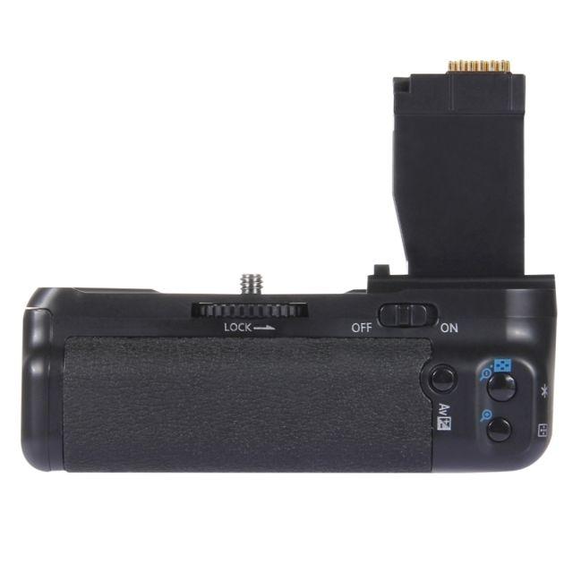 wewoo pour appareil photo reflex num rique canon 750d 760d grip pas cher achat vente. Black Bedroom Furniture Sets. Home Design Ideas
