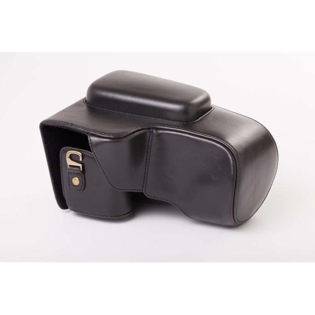 clearance prices fashion styles buy cheap housse noire pour caméra Nikon CoolPix P900, P900s