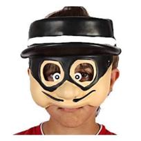 Atosa - Demi Masque Enfant - Justicier Masqué