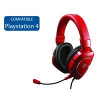 Tritton - Micro-casque filaire Ax180 Red / Ps3 - Xbox 360 - Pc/MAC
