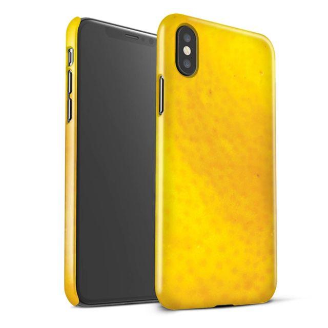 coque iphone xs max peau