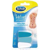 Scholl - Velvet Smooth Sublime Ongles Kit de Remplacement