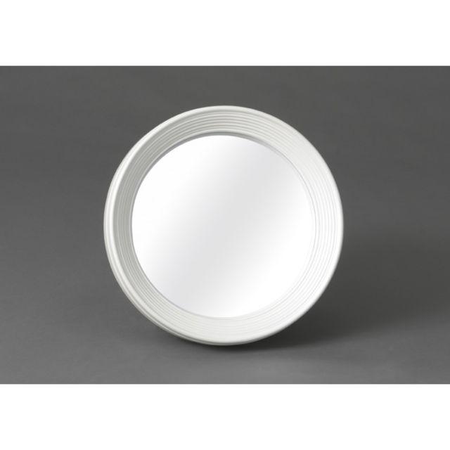 Autre Miroir Sorciere Blc 49CM