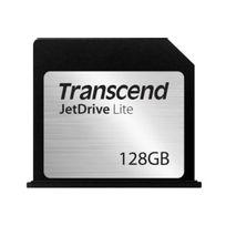 TRANSCEND - Mémoire Carte 128Go JetDrive Lite 130 pour Macbook