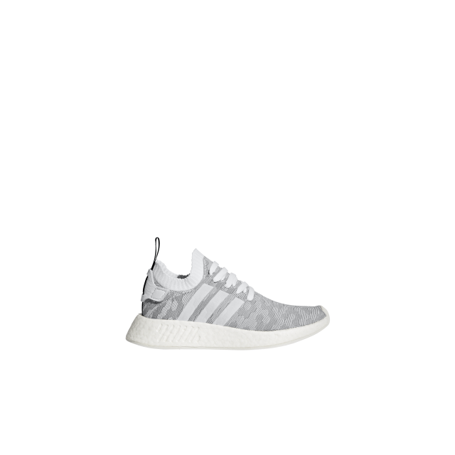 Adidas Nmd_R2 Pk W By9520 Age Adulte, Couleur Gris