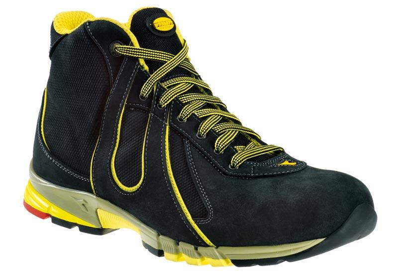 Chaussure de sécurité Haute Hi Pressing S3 Noir - 15516680013
