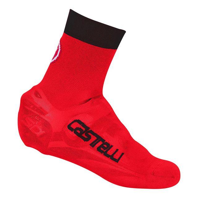 Castelli Sur-chaussures Belgian Bootie 5 rouge noir