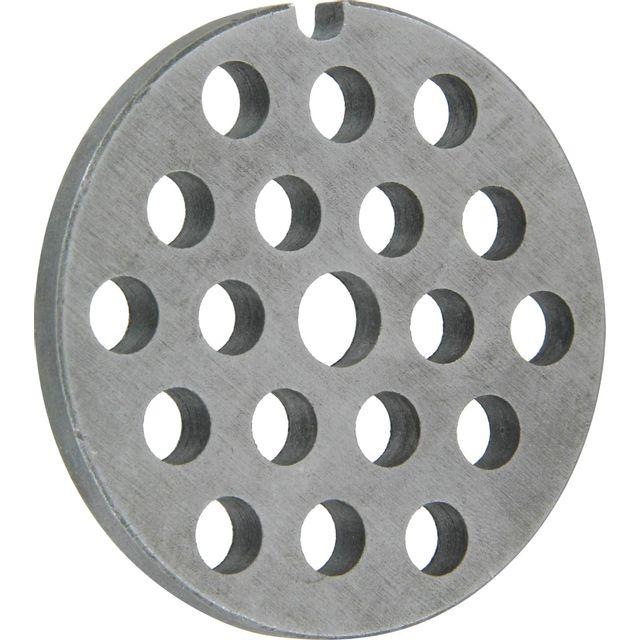 Tellier Grille pour hachoir manuel Pour n°10 Diamètre trou 8mm