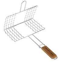 Cook'IN Garden - grille barbecue 8 saucisses 27x18cm - gr200