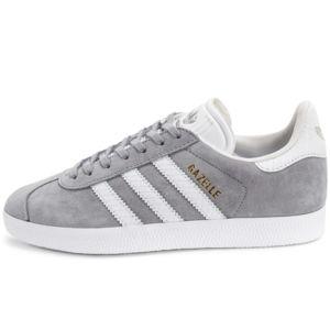 Adidas Gazelle pas cher grise